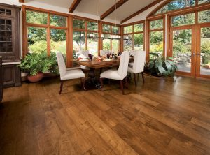 Engineered and Solid Hardwood Flooring