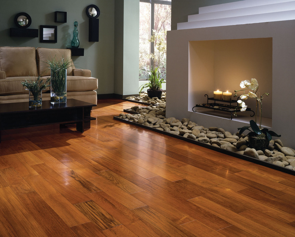choosing hardwood floor