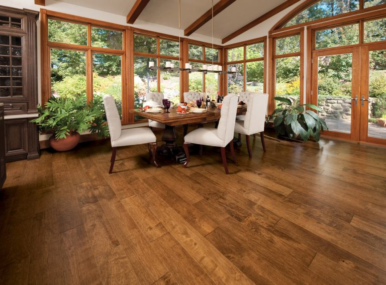 Engineered and Solid Hardwood Flooring
