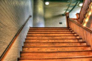 Installing Hardwood on Stairs