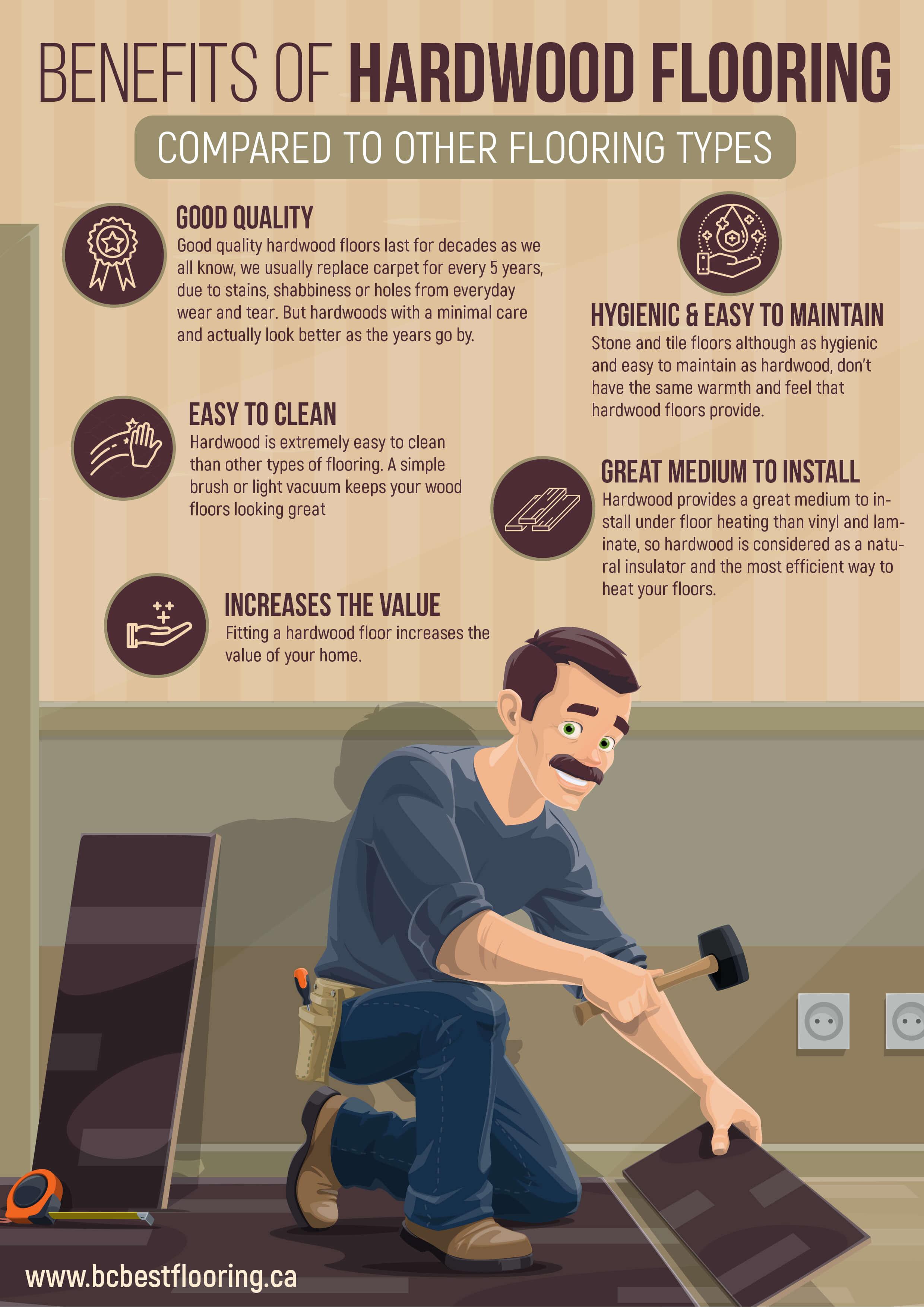 BcBestFlooring Infographic